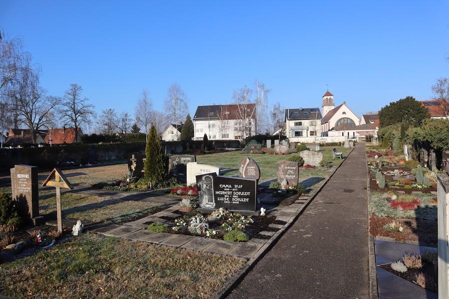 Südfriedhof Neureut