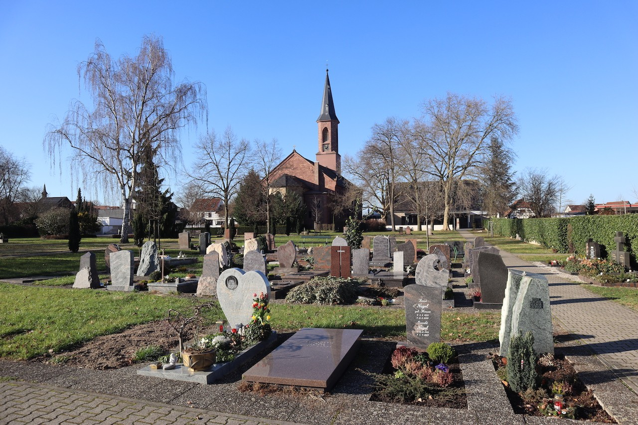 Bestattung Linkenheim-Hochstetten