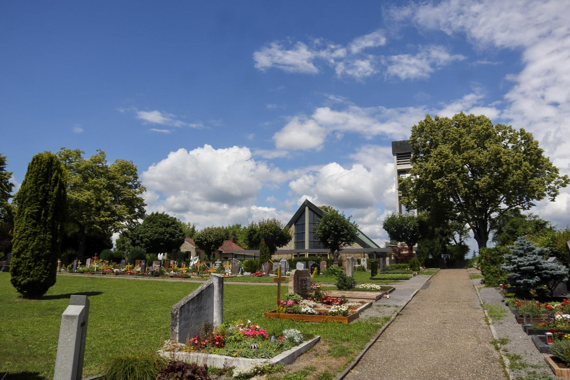 Bestattung Weingarten (Baden)